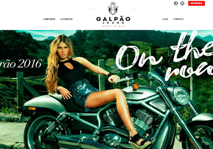 Galpão Jeans