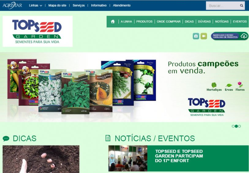 TopSeed Garden - Agristar